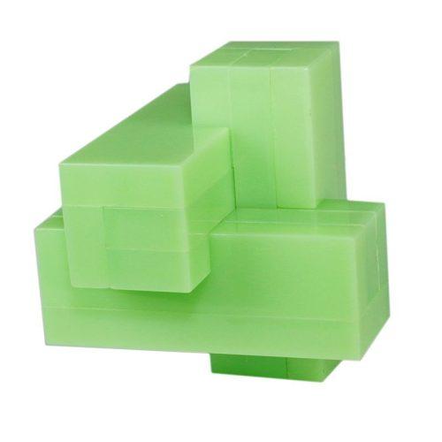 The Block puzzle, fluoreszkáló