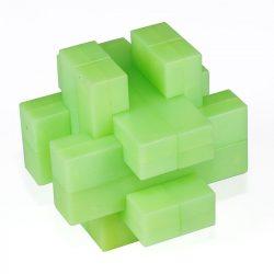 The Knot puzzle, fluoreszkáló