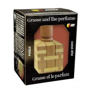 Parfüm üveg fa ördöglakat Riviera Games