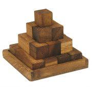 Inka piramis fa ördöglakat Riviera Games