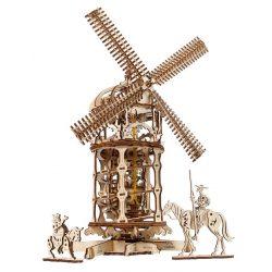 Szélmalom mechanikus modell - Ugears