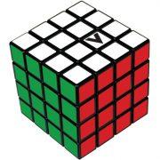 V-CUBE 4x4 versenykocka, egyenes, fekete
