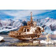 Vontatóhajó mechanikus modell - UGEARS