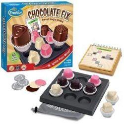 Chocolate Fix - magyar kiadás logikai játék