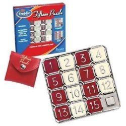 Fifteen Puzzle logikai játék
