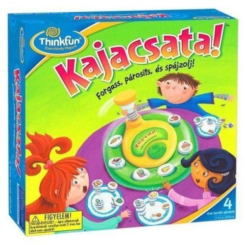 Kajacsata-Snack attack - magyar kiadás társasjáték