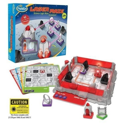 Laser Maze Jr. logikai játék