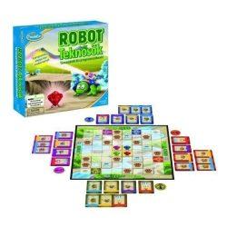Robot Teknősök - magyar kiadás logikai játék