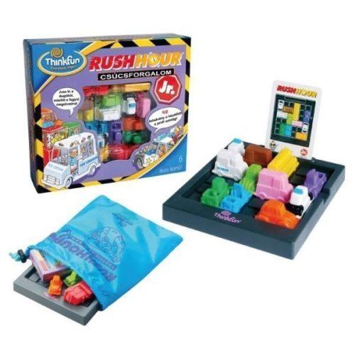 Rush Hour Junior - magyar kiadás logikai játék