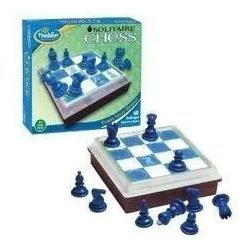 Solitaire Chess logikai játék