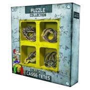 Puzzles collection EXPERT Metal - Cast - fém ördöglakat