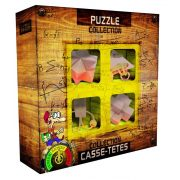 Puzzles collection EXPERT Wooden - fa ördöglakat