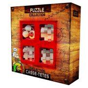 Puzzles collection EXTREME Wooden - fa ördöglakat