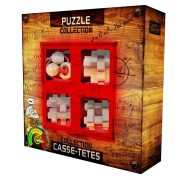 Puzzles collection EXTREME Wooden - fa ördöglakat