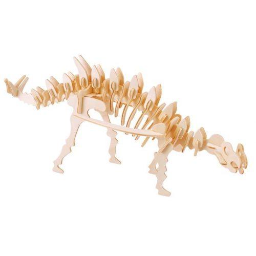 Gepetto's Workshop - Gigantspinosaurus - 3D fa puzzle