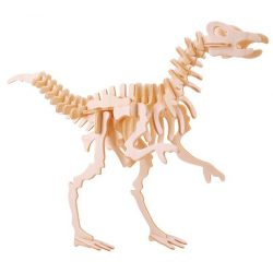 Gepetto's Workshop - Ornithomimus - 3D fa puzzle