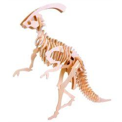 Gepetto's Workshop - Parasaurolophus - 3D fa puzzle