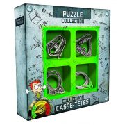 Puzzles collection JUNIOR Metal - Cast - fém ördöglakat