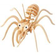 Gepetto's Workshop - Tarantula - 3D fa puzzle