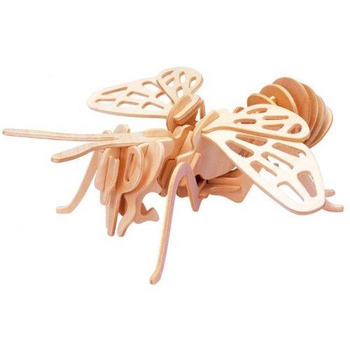 Gepetto's Workshop - Méhecske - 3D fa puzzle