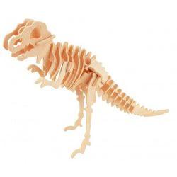 Gepetto's Workshop - Tyrannosaurus - 3D fa puzzle