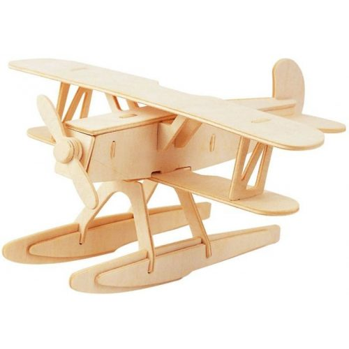 Gepetto's Workshop - Hidroplán - 3D fa puzzle