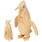 Gepetto's Workshop - Pingvin - 3D fa puzzle