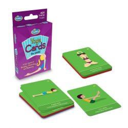 Thinkfun - Yoga Card Game társasjáték