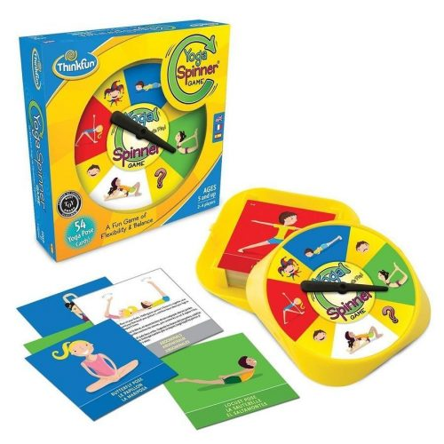 Thinkfun - Yoga Spinner Game társasjáték