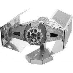 Metal Earth Star Wars Darth Vader TIE Fighter űrrepülűje
