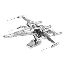Metal Earth Star Wars Poe Dameron's X-wing Fighter űrrepülő