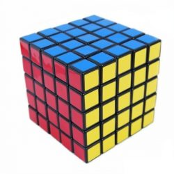 5x5x5 kocka, kék dobozos - Rubik