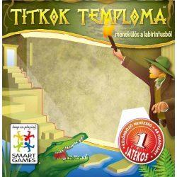 Titkok Temploma - Smart Games logikai játék