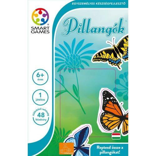 Smart Games: Pillangók logikai játék