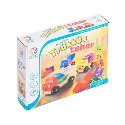 Trükkös teher - Trucky 3 - Smart Games logikai játék