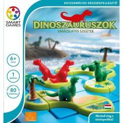 Dinoszauruszok - A varázslatos sziget logikai játék