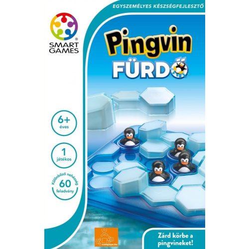 Pingvin fürdő - Penguions logikai játék