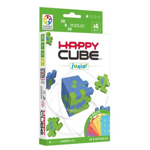 Happy Cube Junior - 2D - 3D puzzle