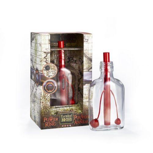 Bottle Puzzle - Power of the Ring - kombinált ördöglakat