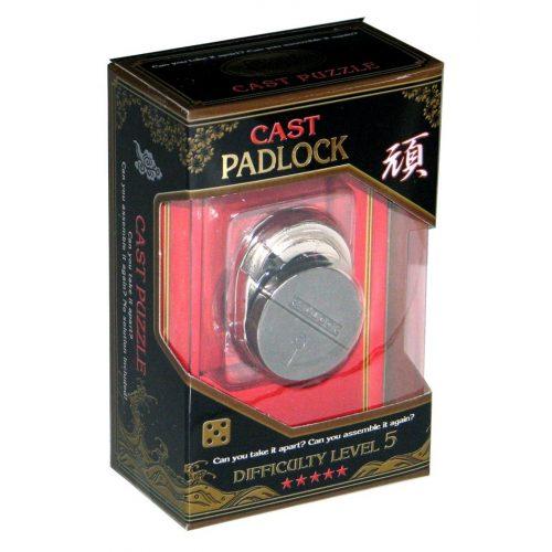 Padlock - Cast - fém ördöglakat