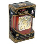 Square - Cast - fém ördöglakat