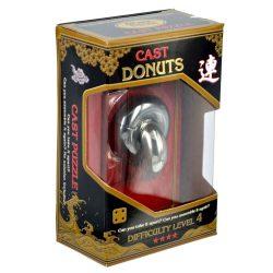 Donuts - Cast - fém ördöglakat