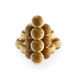 Cannon Balls - bambusz puzzle ördöglakat