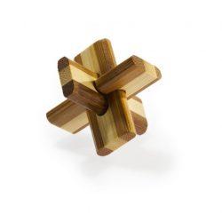 Doublecross - bambusz puzzle ördöglakat