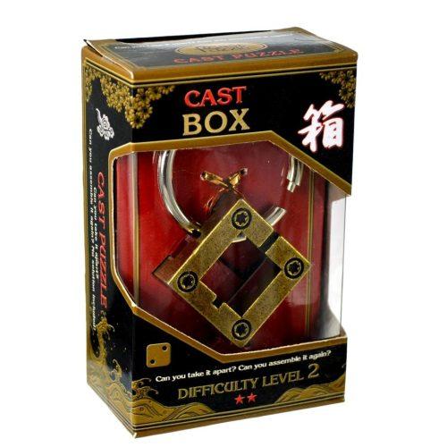 Box - Cast - fém ördöglakat