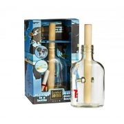 Bottle Puzzle - Message in a bottle - kombinált ördöglakat