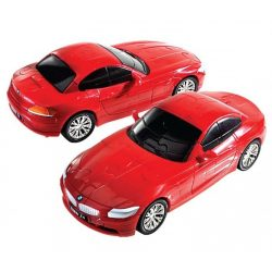 BMW Z4 - piros - 3D Puzzle