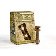 Archimedes' Challenge - Nuts and Bolts - Cast - fém ördöglakat