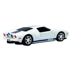 Ford GT 40 - fehér - 3D Puzzle