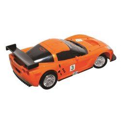 Chevrolet Corvette C6R -narancssárga - 3D Puzzle